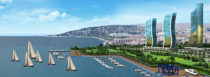 İstanbul Marina Duvar Kağıdı