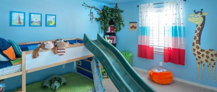 Çocuk Odası İçin Perde Tavsiyeleri