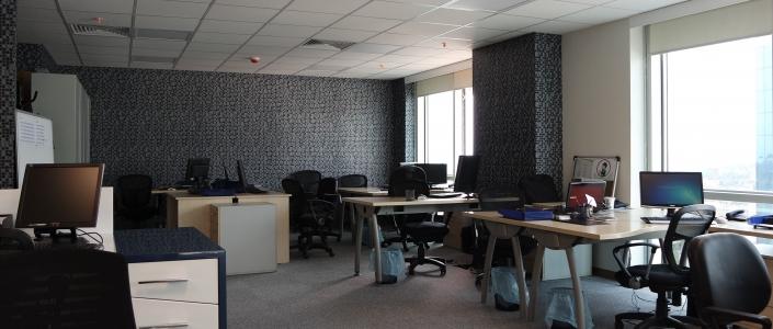 Ofisim İstanbul Dekorasyon Çalışması