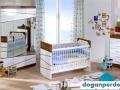 Bebek Odası Perdeleri
