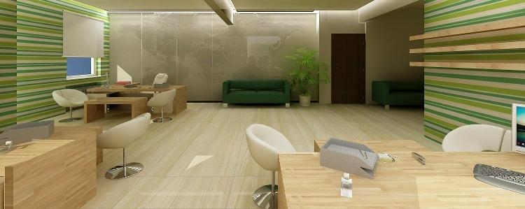 Modern Ofis Dekorasyon Hizmetleri
